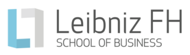 Logo der Leibniz FH School of Business